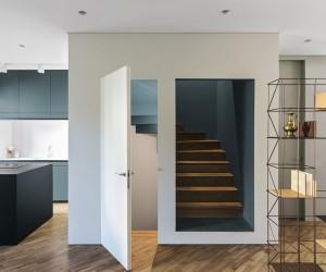 AIM Studio refurbishes a 150 sqm home in Milan