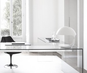 Air Desk by Pinuccio Borgonovo for GallottiRadice