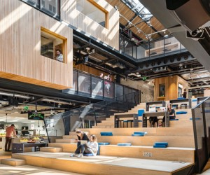 Airbnb Dublin Headquarters by Heneghan Peng Architects