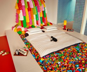 Airbnb Offers A Night In The Lego House