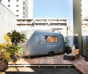 Airbnbs Caravan Tokyo