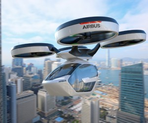 Airbus and Italdesign Unveil Pop.Up Flying Car