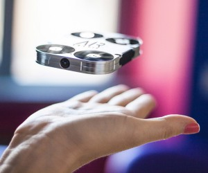 AirSelfie Pocket-Sized Flying Camera Drone