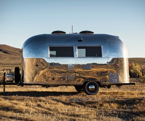 Airstream Mobile Office