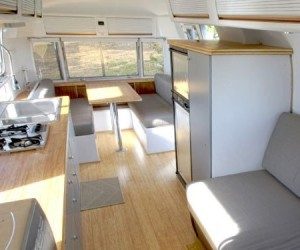 Airstream Trailer by HofArc