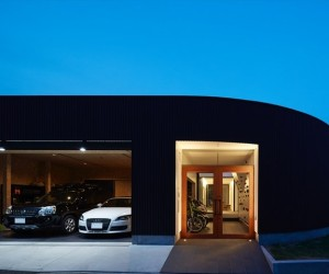 Aizumi by Fujiwarramuro Architects