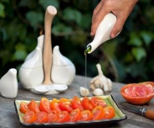 Ajori: Garlic Cruet