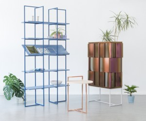 Akin Furniture Collection by Anny Wang