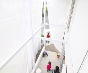 Akiruno Silver House by Junpei Nousaku Architects