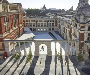AL_A Completes Londons VA Exhibition Road Quarter