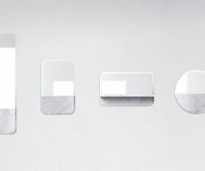 Alaka Mirrors by Sylvain Willenz