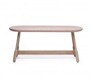 Albert Bench by Chris Martin for Massproductions