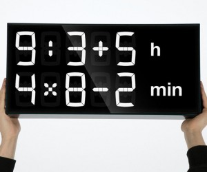 Albert Digital Clock