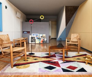 Alessandro Mendini Rethinks Le Corbusiers Apartment