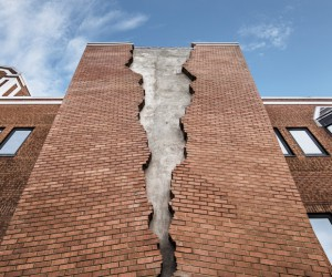 Alex Chinnecks Installation in Assembly London