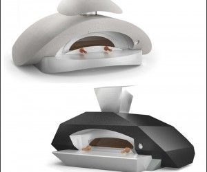 Alfa Launches The Marte and Venere Wood Fired Ovens