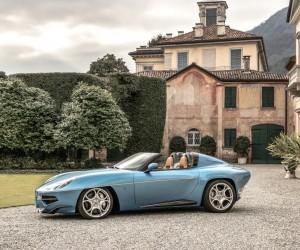 Alfa Romeo Disco Volante Spyder Touring