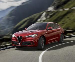Alfa Romeo unveils its first SUV, the 510HP Stelvio