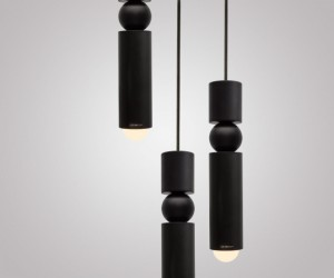 All-Black Collection By Lee Broom