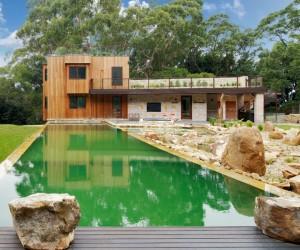 All-Natural Swimming Pools