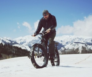 All-Terrain Electric Fat Bike by Surface 604