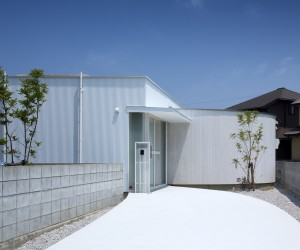 Alley House by Container Design