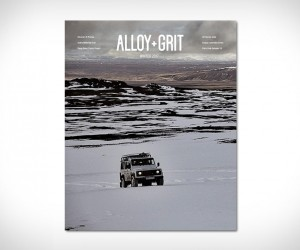 AlloyGrit Magazine