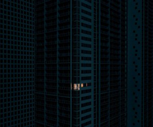 Alone Together: The Loneliness of Large Metropoles by Aristotle Roufanis