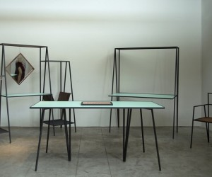 Alpina: Striking Minimalist Furniture