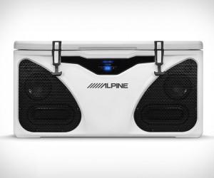 Alpine ICE Cooler Entertainment System