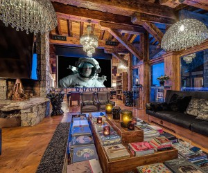Alpine World of Unparalleled Luxury: Stunning Chalet Marco Polo in Val dIsre