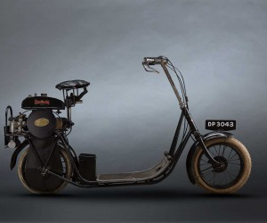 Alternative Classic Motorcycles: Photography by Paul Clifton