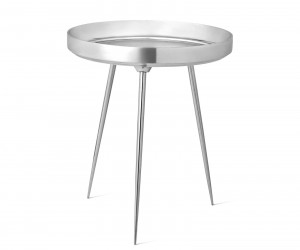 Alu Bowl Table by AKFD Studio for Mater