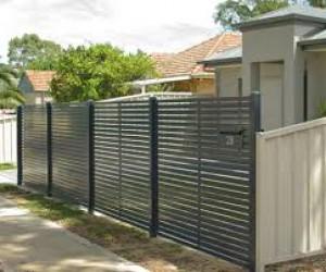 Aluminium Slat Gates Adelaide