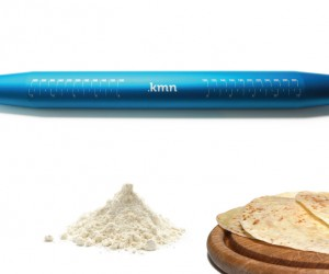 Aluminum Rolling Pin Kicks Into Gear