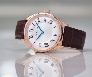 Alvieri Firenze: Elegant Watch with a Really Lively Dial