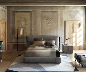 Amal Bed by Carlo Colombo