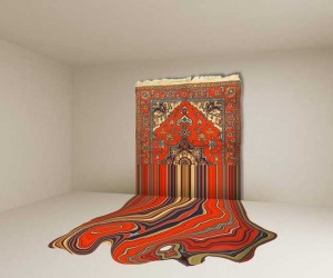 Amazing Carpets by Faig Ahmed