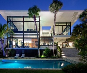 Amazing Coral Gables House by Touzet Studio