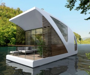 Amazing Floating Hotel With Comfortable And Luxurious Rooms