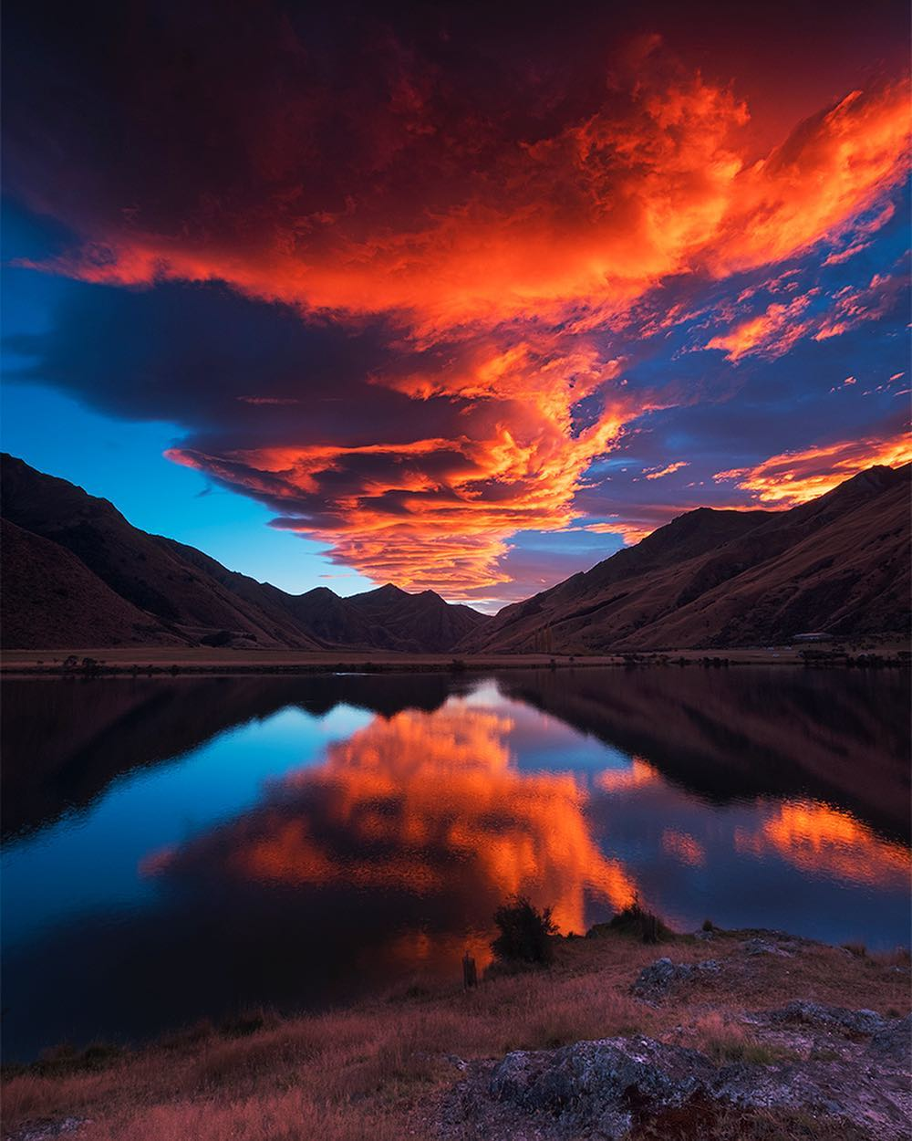 Amazing Pictures: Amazing Nature Landscapes Of New Zealand By Nick Crarer