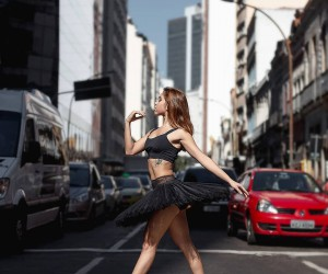 Amazing Portraits of Dancers on the Streets of Rio de Janeiro by Alessandro Marihno