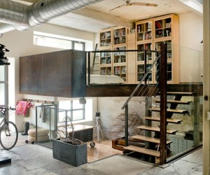 Amazing warehouse conversion creates a dream home