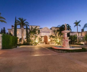 Americas most expensive home hits the market for 195 million