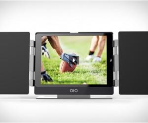 Amp | iPad Theater-Experience Speaker Case