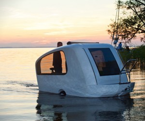 Amphibious Trailer | Sealander