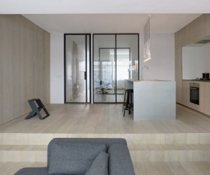 Amsterdam Apartment by Frederik Roij