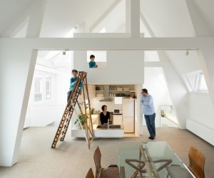 Amsterdam Apartment Renovation by MAMM Design