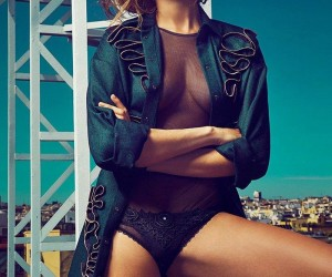 Ana Beatriz Barros Poses for Richard Ramos