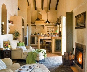 Andalusian Rustic Chic